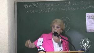 Maria Jesus Albertus: ¿Como se comunican los mediums?