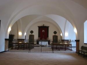 Altar de la iglesia de San Agustin