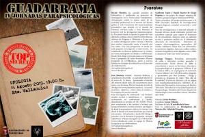 IV Congreso Guadarrama
