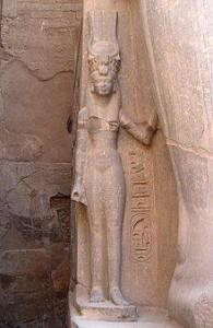 Nefertari, esposa de Ramses II