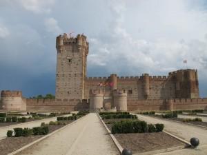 Castillo de la Mota 1 Divulgadores