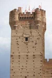 Torre Castillo de la Mota - Divulgadores