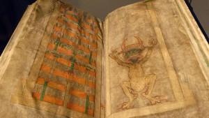 biblia del diablo