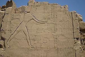 Megiddo la batalla de Tutmosis III