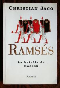 Qadesh la batalla de Ramses II