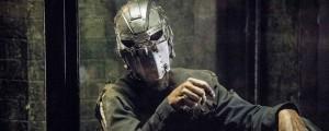 mascara de hierro