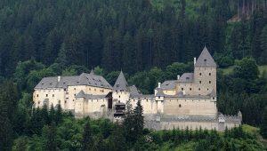 Castillo Moosham, Austria