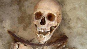 Vampiro enterrado