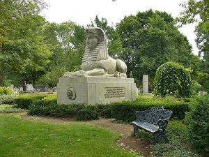 cementerio mount aurbun