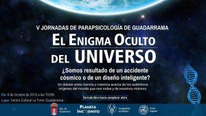 V Jornadas Parapsicologia en Guadarrama