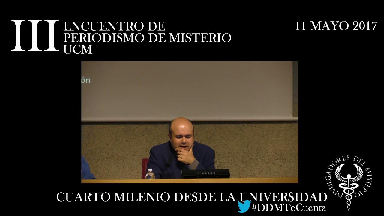 Cuarto Milenio desde la Universidad - Divulgadores del Misterio
