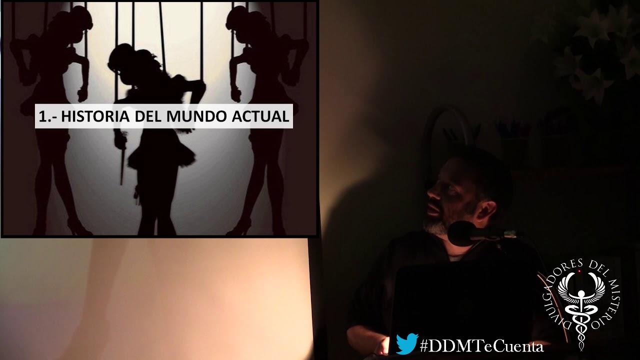 Como funciona el gobierno secreto del mundo por Miguel Ángel Ruiz