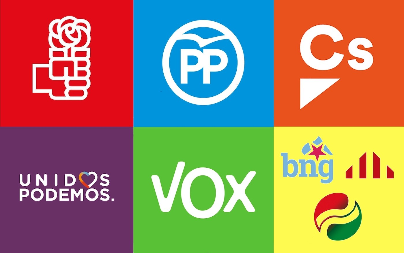Qué dicen los programas de PSOE, PP, Podemos, Ciudadanos y Vox ...