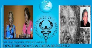DESCUBRIENDO LAS CARAS DE BÉLMEZ con SOL BLANCO SOLER Y PIEDAD CAVERO