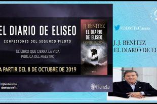 EL DIARIO DE ELISEO por J. J. BENÍTEZ