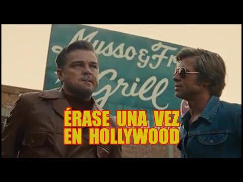 Erase una vez en Hollywood por Maria José Fernández