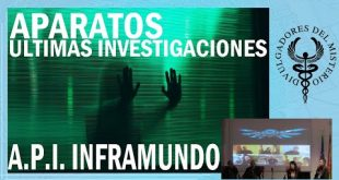 aparatos ultimas investigaciones