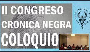 II Congreso Cronica Negra