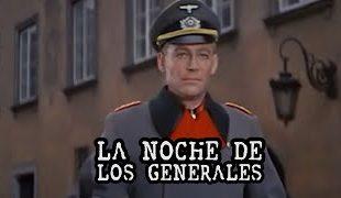 la noche de los generales