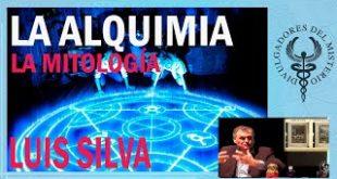 la alquimia por Luis Silva