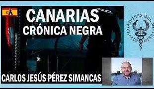 canarias cronica negra