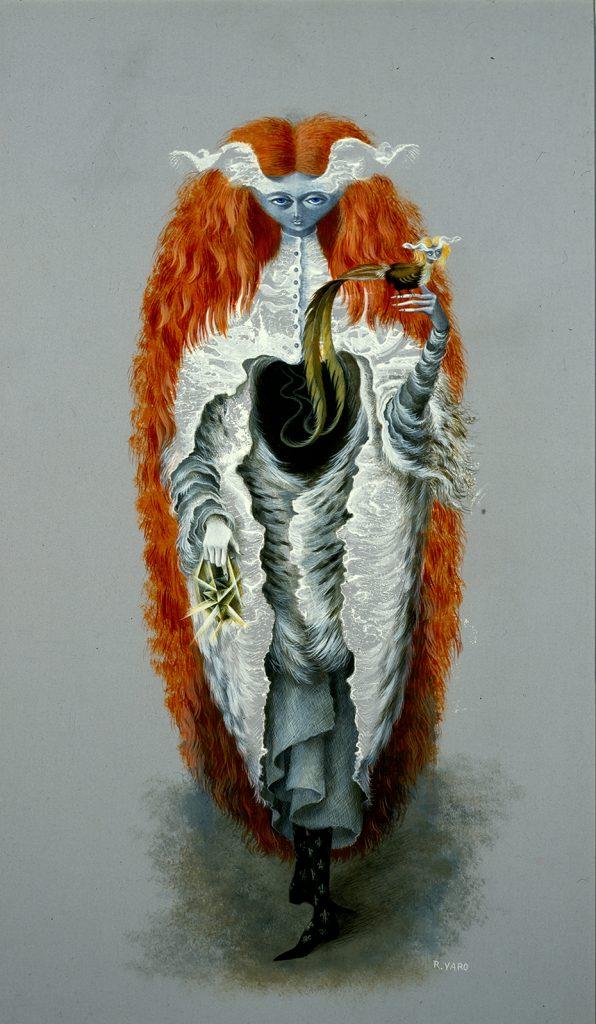 fotografías relacionadas Remedios Varo, pintora surrealista oriunda de Cabra.