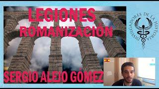 legiones romanizacion