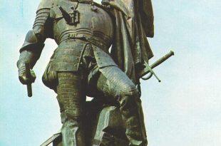 Monumento a Hernan Cortés