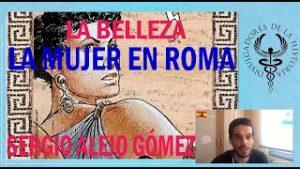 la mujer en roma