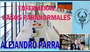 enfermeras casos paranormales