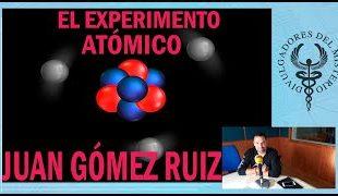 el experimento atomico