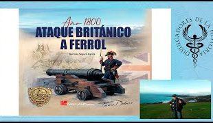 ataque britanico a ferrol