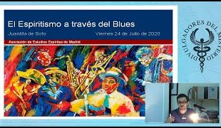 el espiritismo a traves del blues