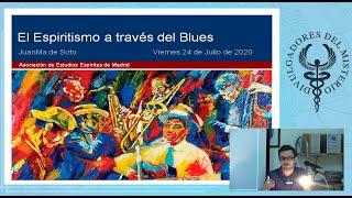 el espiritismo a traves del blues