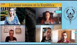la mujer romana en la republica