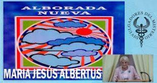 alborada nueva por Maria Jesus Albertus